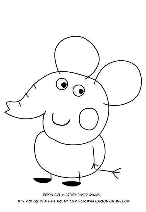 elephant ear coloring page elephant ears coloring page elephant ears coloring page