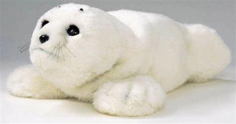 japan trend shop paro robot seal healing pet