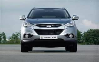 Ix35 Hyundai Pictures 2011 Hyundai Ix35 Widescreen Car Wallpapers 20 Of
