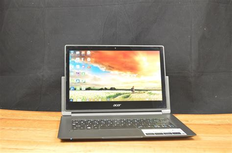 Laptop Acer R13 acer aspire r13 review notebookreview