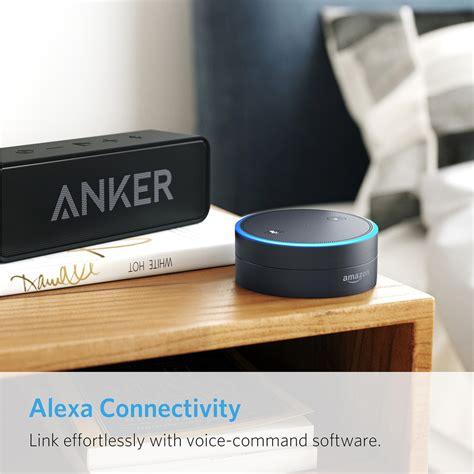 Anker Premium Soundcore Stereo Bluetooth 4 0 Black A3143h11 Ori anker soundcore bluetooth speaker tokopda
