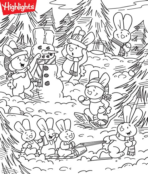 printable winter hidden picture puzzles free printable hidden pictures puzzle download season