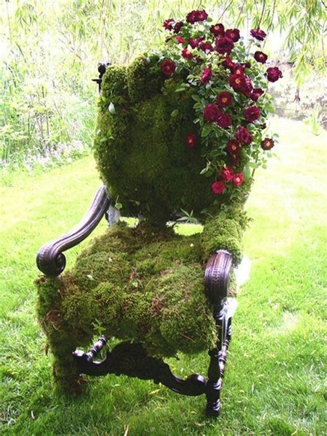 Retro Gartendeko by Gartendeko Selber Machen 50 Lustige Ideen Archzine Net