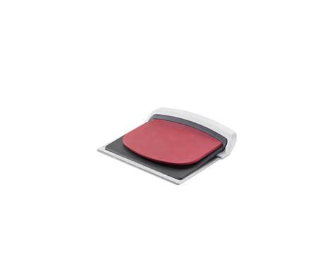 spatole da cucina spatole da cucina impilabili in plastica nera e rossa