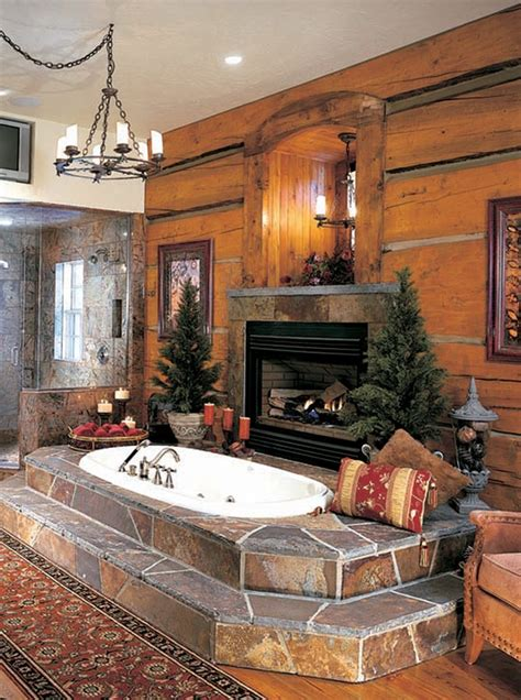 rustic luxury how to get this new d rustic bathrooms