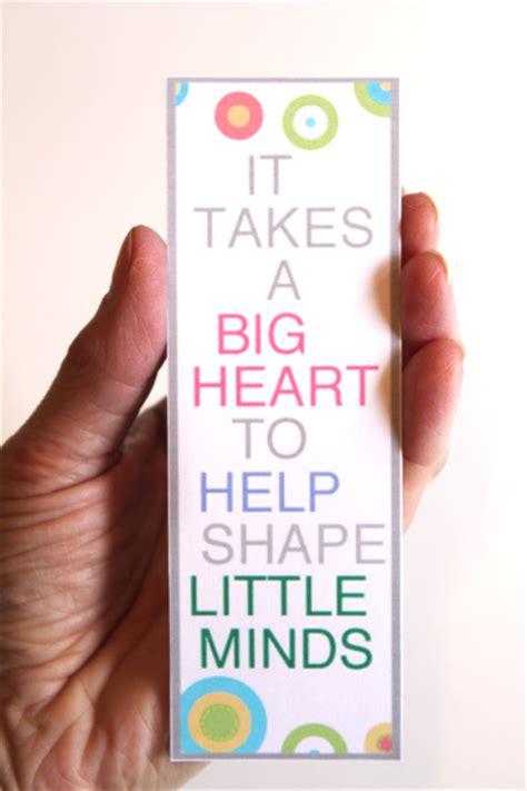 printable bookmarks for teacher appreciation teacher appreciation bookmark thrifty nw mom