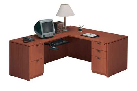ndi office furniture ndi office furniture executive l desk 66 quot w x 30 quot d