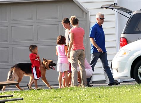 kate gosselin house steve neild and collin gosselin photos photos zimbio