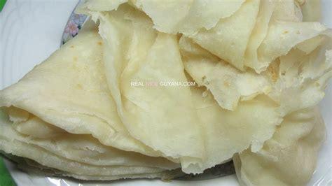 guyana oil paratha roti step  step video recipe hd