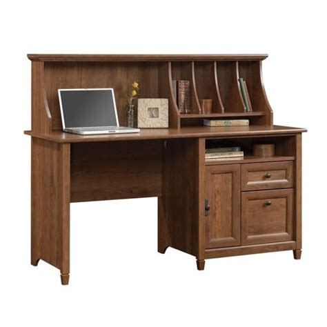 computer desk with hutch for sale computer desk home office workstation table with hutch in auburn cherry