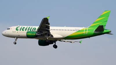 citilink via halim pk glh airbus a320 214 citilink david halim jetphotos