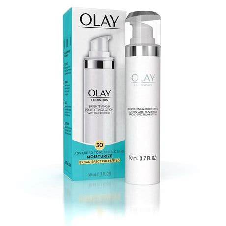 Olay White Lotion olay luminous brightening protecting lotion with