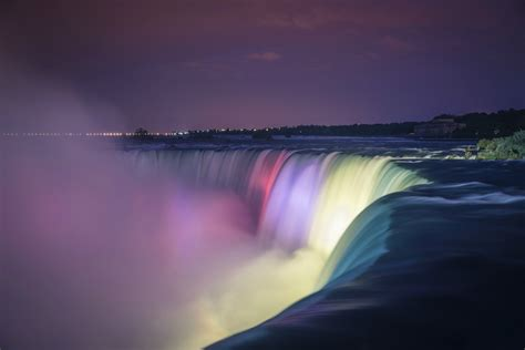 niagara falls night kreative cruises luxury cruise family couples