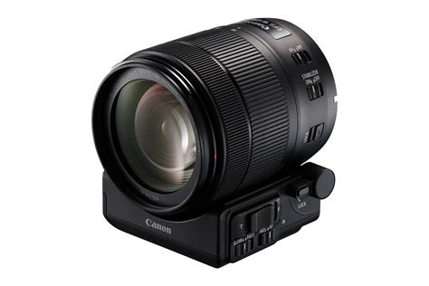 canon zoom canon bring motorised zoom to their dslrs with the new 18