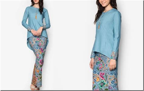 design baju kurung modern batik stop everything there s a cool modern baju kurung
