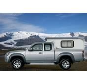 RRCab Cellule De Camping 4x4 Amovible Sur Pick Up