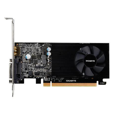 Gigabyte Gt 1030 Oc 2g gigabyte gt 1030 low profile 2g graphics card gv n1030d5