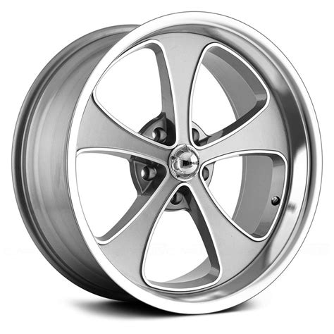 with wheels ridler 174 645 wheels gray with machined and polished