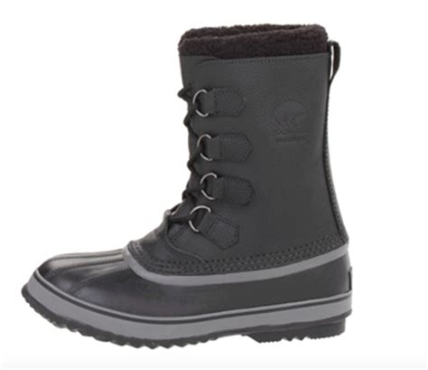 mens winter boots with removable liners sorel 1964 pac t mens 11 5 waterproof leather boots