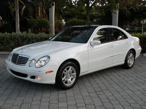 on board diagnostic system 2004 mercedes benz e class regenerative braking 2004 mercedes benz e320 4matic for sale in fort myers fl stock 164275