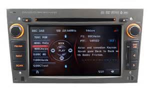 Vauxhall Dab Radio Caska Vcmmi 4 Dab Radio Vectra Omega Signum Meriva Vivaro