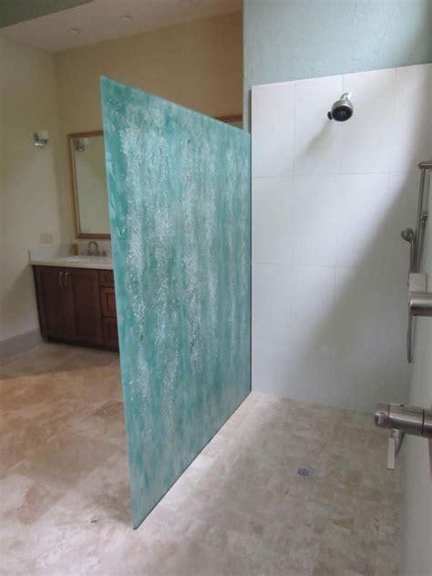 bathtub half glass panel best 25 glass shower walls ideas on pinterest half