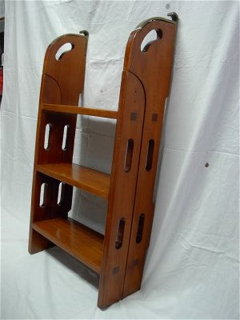 wooden boat ladder hardware sexton s chandlery featured