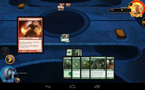 magic the gathering android review magic 2014 duels of the planeswalkers magic the gathering finally on android