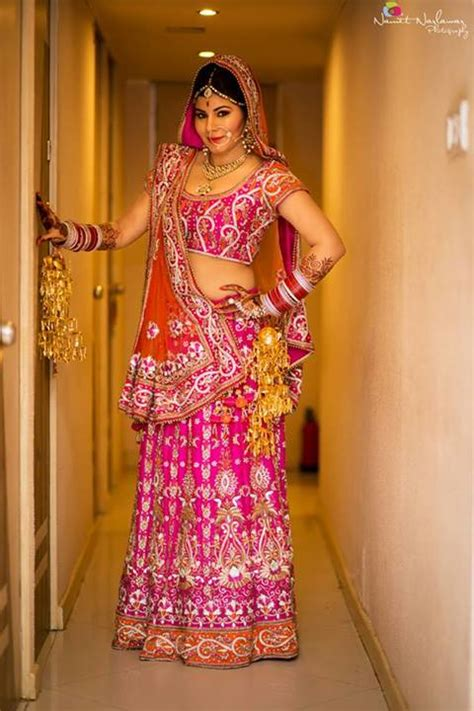 Joda Pink By Astrid Shopping top 12 pink color lehenga trends that are to die for my