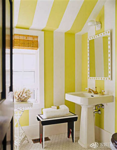 bathroom with yellow walls 8 yellow interior design ideas for rooms kitchens and