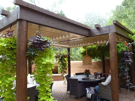 equinox louvered roof  contractors wood frame