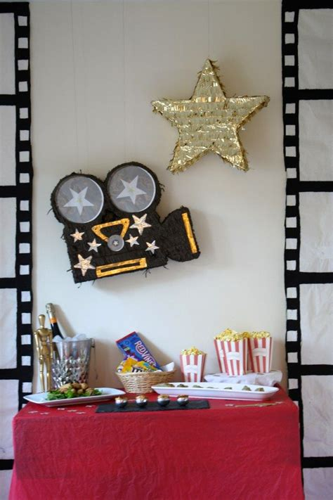 oscar themed decoration ideas 67 best images about themed 4 on