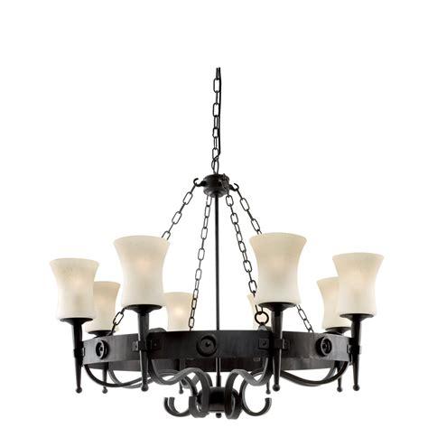 Wrought Iron Pendant Light Buy Cartwheel Wrought Iron Ceiling Pendant Black Lights