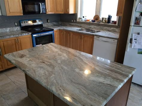 new countertops new caledonia granite countertop the wooden houses