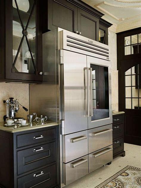 professional grade kitchen appliances kitchen of the week this luxury two tone kitchen