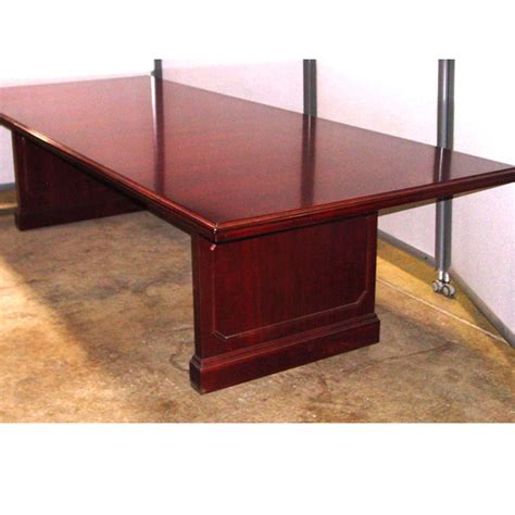 Used Conference Table by C Conference Table Office Furniture