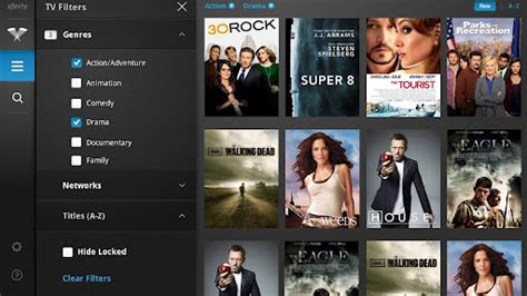 xfinity tv app android comcast xfinity tv player app brings vod to android devices