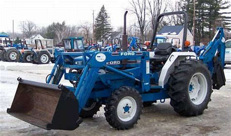 ford 1920 tractor for sale 1995 ford 1920 tractor for sale at equipmentlocator
