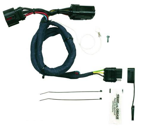 ford   custom fit vehicle wiring hopkins