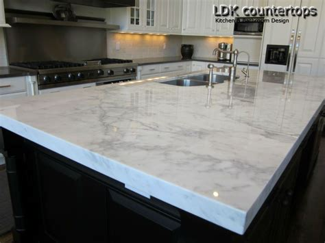 White Marble Countertops Kitchen Countertops Chicago Archives Ldk Countertops