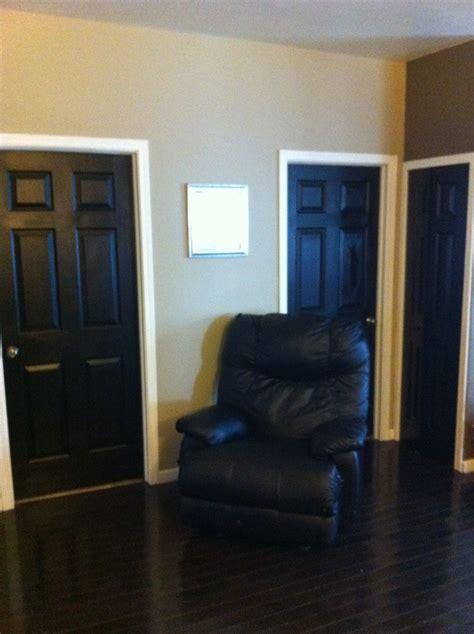 Interior Doors Painted Black 16 Best Images About Door Colors On Pinterest Wood Doors Doors And Hallways