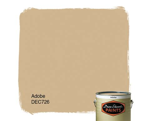 adobe dec726 dunn edwards paints