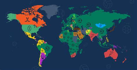 world s most popular sports sbo
