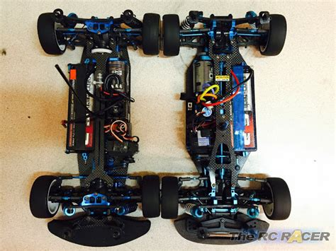 Tamiya Race Track Layout | tamiya tbevo6 exo 6 vs tbevo4 ms track report the rc racer