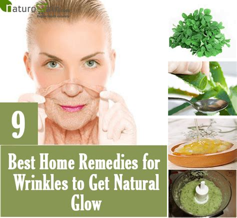 9 best home remedies for wrinkles to get glow