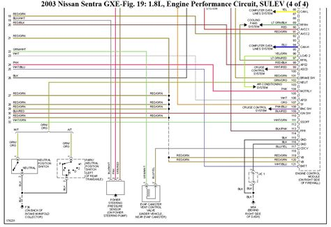 nissan qg18de wiring diagram wiring diagram schemes