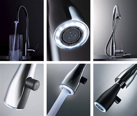 kwc eve kitchen faucet kitchen faucets 7 most innovative faucet designs for 2009