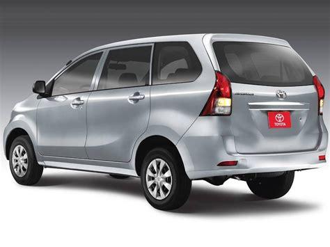 Toyota Avanza 2015 Toyota Avanza Premium Aut 99hp 2015