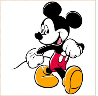 8564 Yellow Mickey Mouse yellow wallpaper mickey mouse