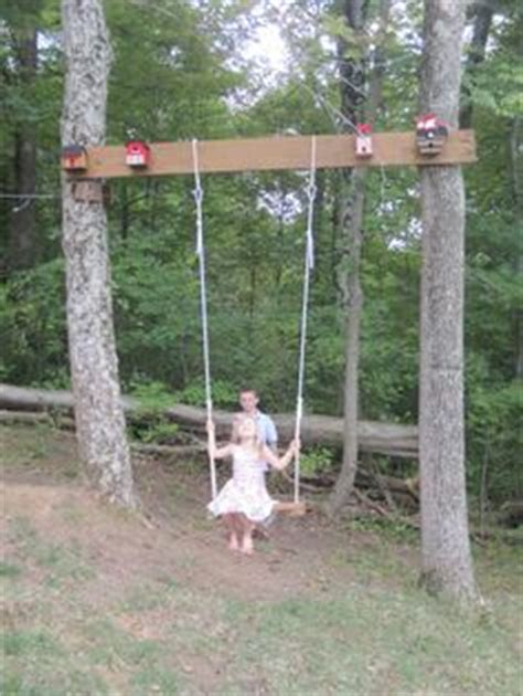 hang tree swing the tuscan home spring break tree swing project kids